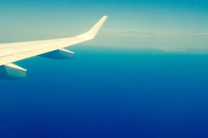 Aeroplane Wing Flting Outdoor
