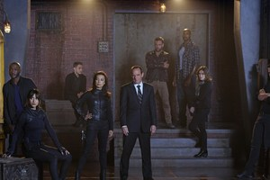 Agents Of Shield 2 Wallpaper