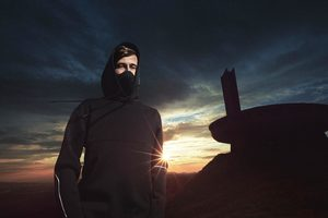 Alan Walker 2017 4k Wallpaper