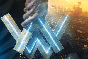 Alan Walker All Falls Down Wallpaper