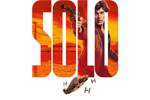 Alden Ehrenreich As Han Solo In A Star Wars Story 8k Poster Wallpaper