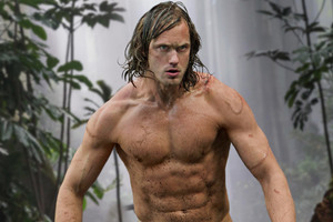 Alexander Skarsgard The Legend Of Tarzan