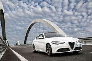 Alfa Romeo Giulia 2016 Wallpaper