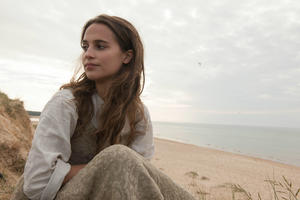 Alicia Vikander 2018 New