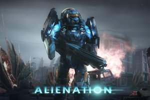 Alienation Ps4
