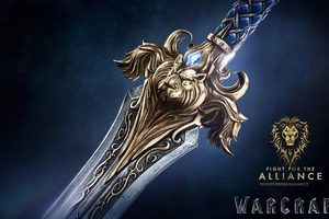 Alliance Warcraft Wallpaper