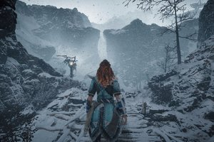 Aloy Horizon Zero Dawn 4k