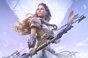 Aloy Horizon Zero Dawn Complete Edition
