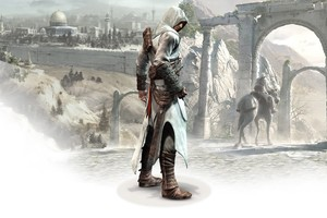 Altair In Assassins Creed