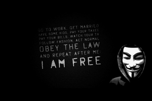Am I Free Anonymus