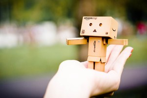 Amazon Danbo Wallpaper