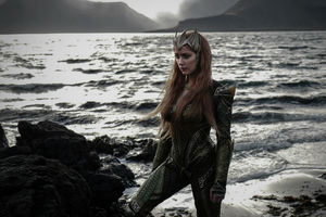 Amber Heard As Mera Justice League