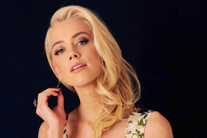 Amber Heard Celebrity Wallpaper