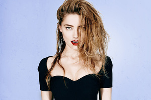 Amber Heard Photoshoot 2018 Wallpaper