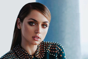 Ana De Armas Cuab Actress Wallpaper