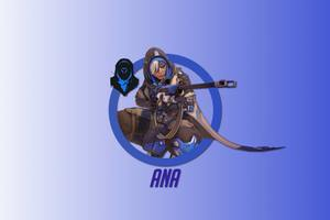 Ana Overwatch Hero