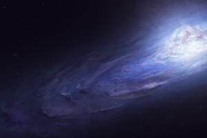 Andromeda Galaxy Wallpaper