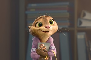 Animated Movie Zootopia