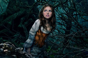 Anna Kendrick As Cinderella