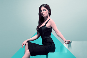 Anna Kendrick In A Simple Favor Wallpaper