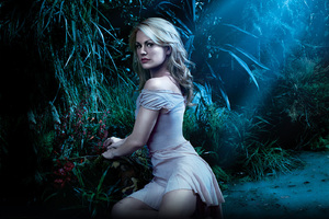 Anna Paquin in True Blood Wallpaper