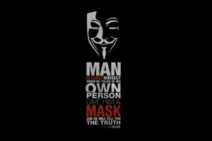 Anonymus Hacker Quote