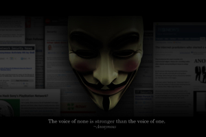Anonymus Quotes Wallpaper