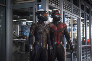 Ant Man And The Wasp 2018 5k