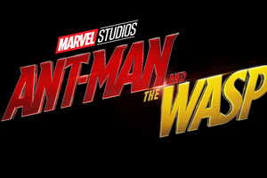 Ant Man And The Wasp Movie Logo