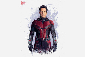 Ant Man In Avengers Infinity War 2018 4k Artwork