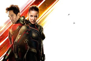 Antman And The Wasp 12k Wallpaper