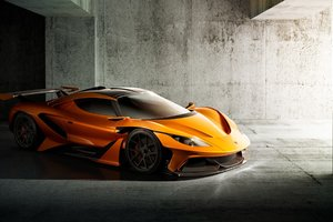Apollo Arrow Concept Car