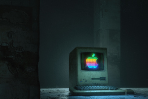 Apple 3 Wallpaper