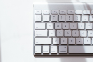 Apple Keyboard Wallpaper