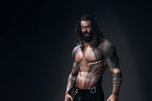 Aquaman Jason Momoa 4k Wallpaper