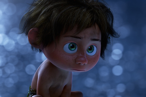 Arlo In The Good Dinosaur