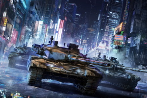 Armored Warfare Game Tanks 4k