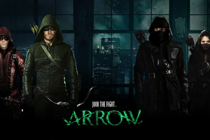 Arrow Season 4 HD