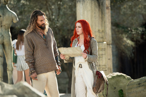 Arthur Curry And Mera In Aquaman 2018
