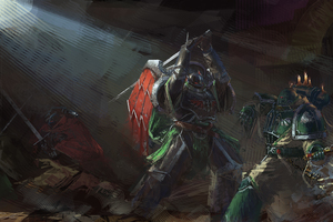 Artwork Warhammer 40k
