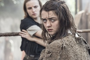 Arya Stark Game Of Thrones Season 6