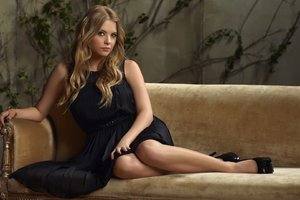 Ashley Benson Posing Wallpaper
