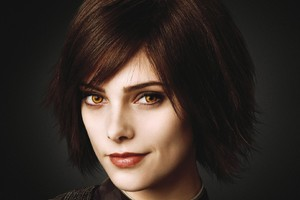 Ashley Greene Yellow Eyes