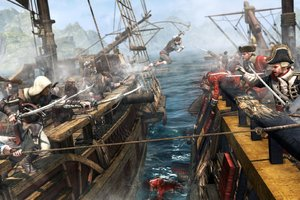 Assassins Creed 4 Black Flag Game