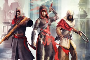 Assassins Creed Chronicles Wallpaper