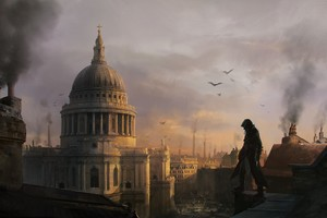 Assassins Creed Concept Art Wallpaper