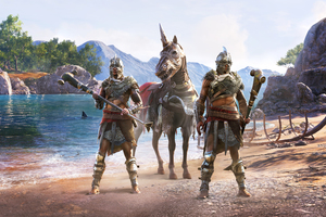 Assassins Creed Odyssey 2019 Dlc Wallpaper
