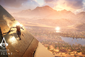 Assassins Creed Origins 2017 Game