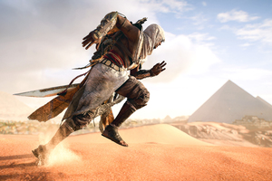 Assassins Creed Origins 4k 2018 Wallpaper