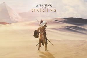 Assassins Creed Origins Artwork 4k